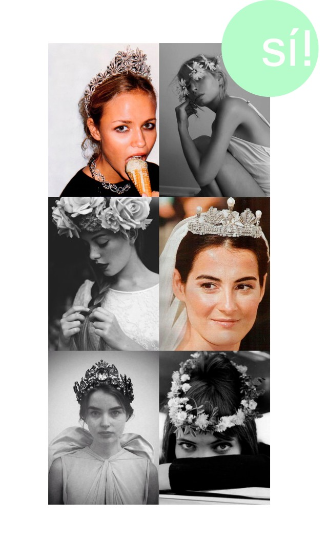 1. Natasha Poly for french Vogue 2. Vía 4thandbleekerblog.blogspot.com 3. Vía google.com 4. Vía pinterest 5. Zac Posen Resort 2013 6. Vía Pinterest