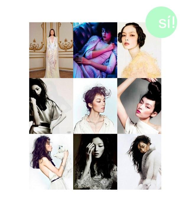 1. Givenchy 2. Vía Vogue China 3. Vía Pinterest 4. By Hedi Slimane 5. Vía fashion-spreads 6. Vía Vogue China 7. Vía Pinterest 8. By Hedi Slimane for Vogue 9. Vía listal