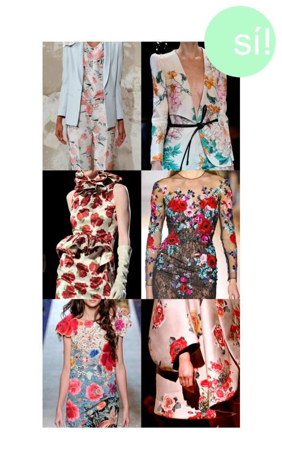 1. Nonoo, 2. materialessgirl.tumblr.com, 3. Moschino, 4. Vía Pinterest, 5. Jean Paul Gaultier, 6. Comme des Garçons