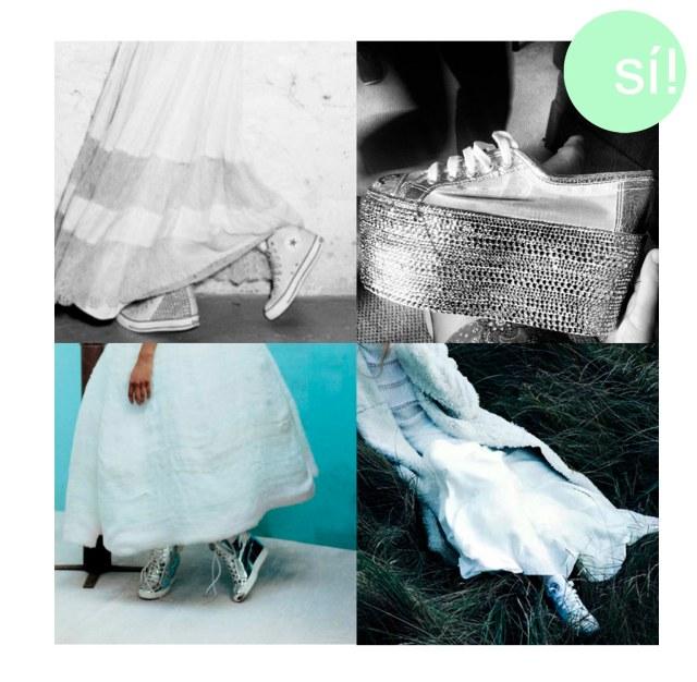 1. Vía Pinterest 2. Vía manrepeller.com 3. british-vogue.tumblr.com 4.  Vía pinterest
