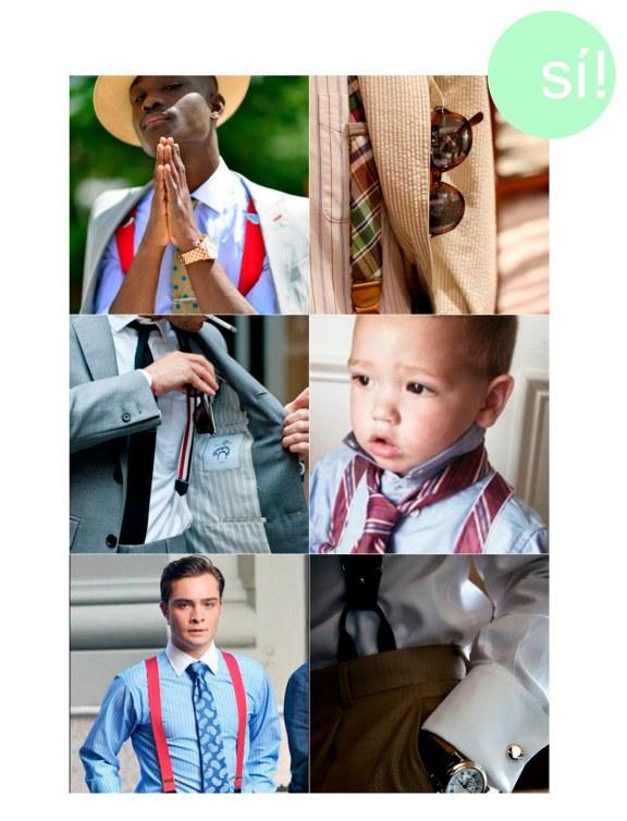 1. Trashness.com, 2. www.a-gentlemans-row.com, 3. trashness.com, 4. penycarnival com, 5. Revista GQ, 6. trashness.com