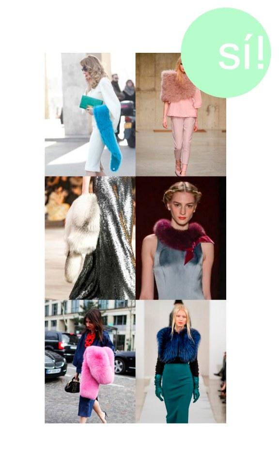 1. fabsugar.com, 2. Topshop Unique, 3. Marc Jacobs, 4. Carolina Herrera, 5. Vía Pinterest, 6. Oscar de la Renta