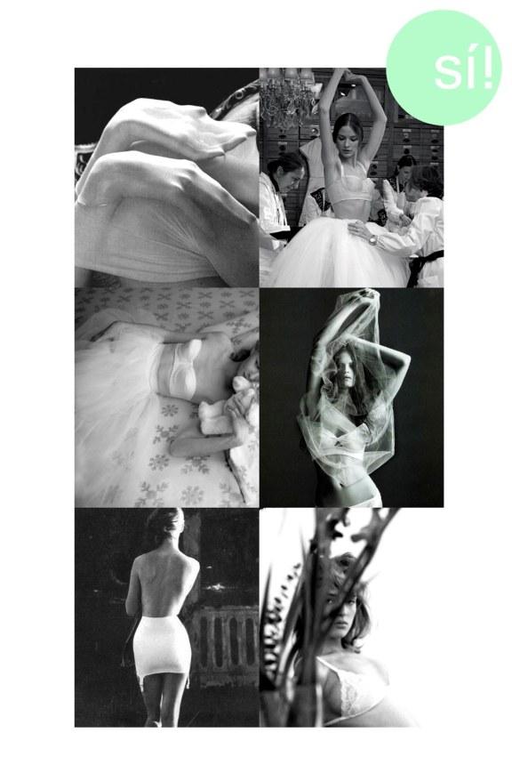 1. Vía Pinterest, 2. styleonthestreetblog.com, 3. Vía Pinterest, 4. Frankie Rayder para Vogue Italia, 5. 29.media.tumblr.com, 6. french-voguettes.tumblr.com