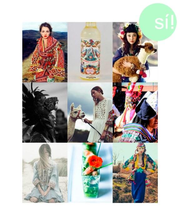 1. youreprettybitch.tumblr.com, 2. www.sensatonics.de, 3. Vogue, 4. www.trekearth.com, 5. ana-lopo.tumblr.com, 6. tradicionesquenamoran.com, 7. popbee.com, 8. www.feastcateringco.com, 9. Vogue mx