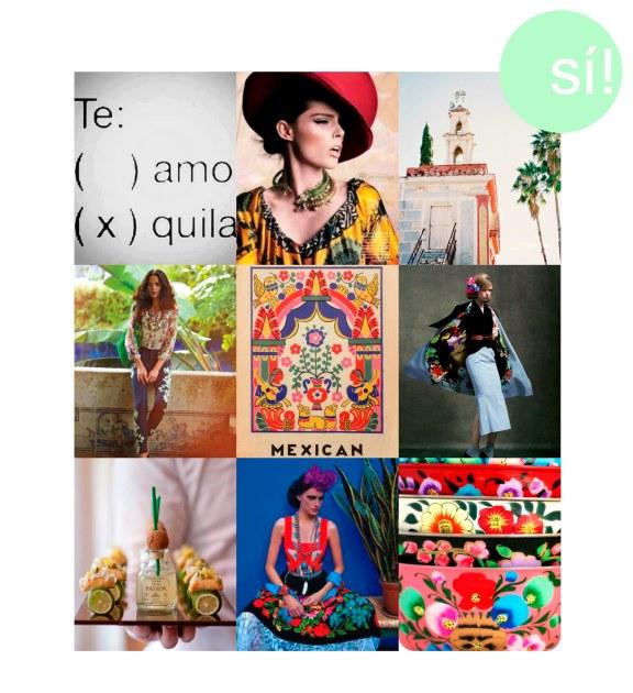1. Vía pinterest, 2. Vía pinterest, 3. annerobertblog.com, 4. www.anthropologie.eu, 5. windwrinkle.tumblr.com, 6. visualoptimism.blogspot.com.es, 7. couldihavethat.blogspot.com.es, 8. Mexican Vogue, 9. Vía pinterest
