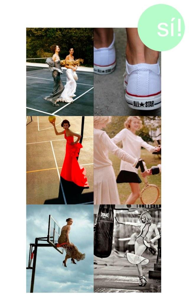 boda deportiva si al si quiero