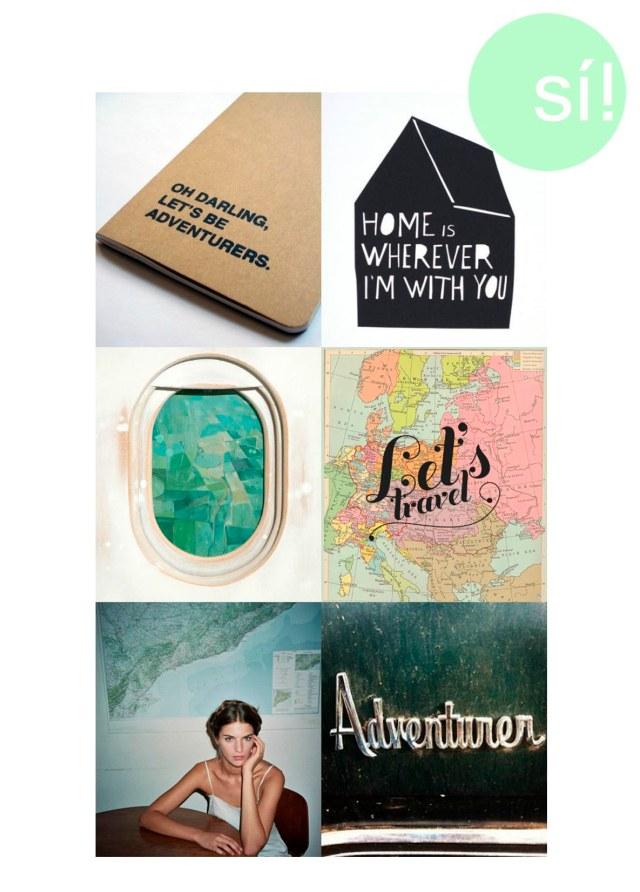 novios aventureros si al si quiero