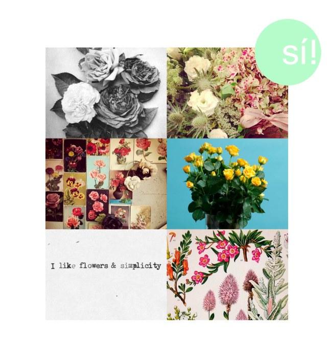 1. Vía Pinterest 2. Sally L.Hambleton 3. Vía Pinterest 4. jesuisperdu.tumblr.com 5. Vía Pinterest 6. foxontherun.tumblr.com