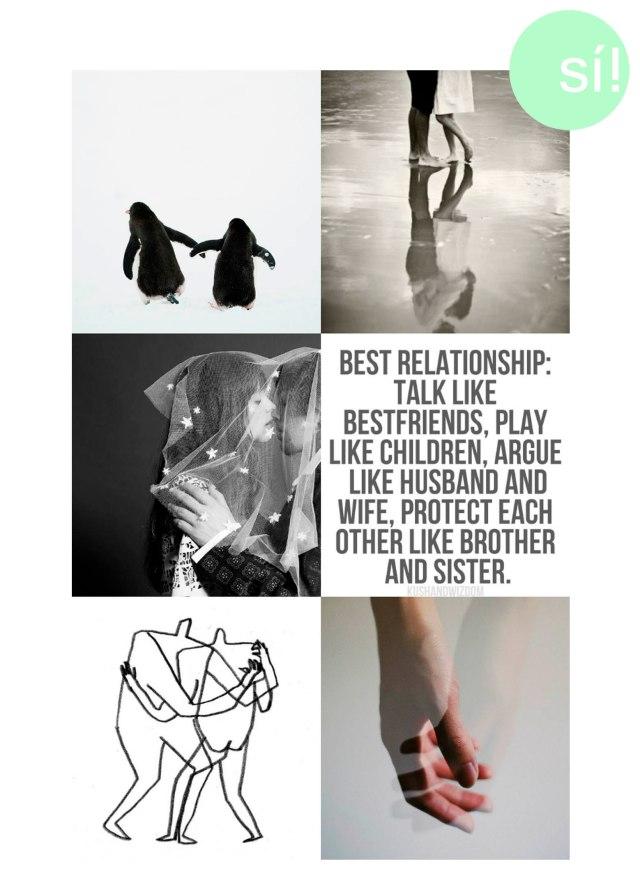 1, 2, 3, 4. Vía Pinterest 5. chacoco.tumblr.com 6. thequietfront com