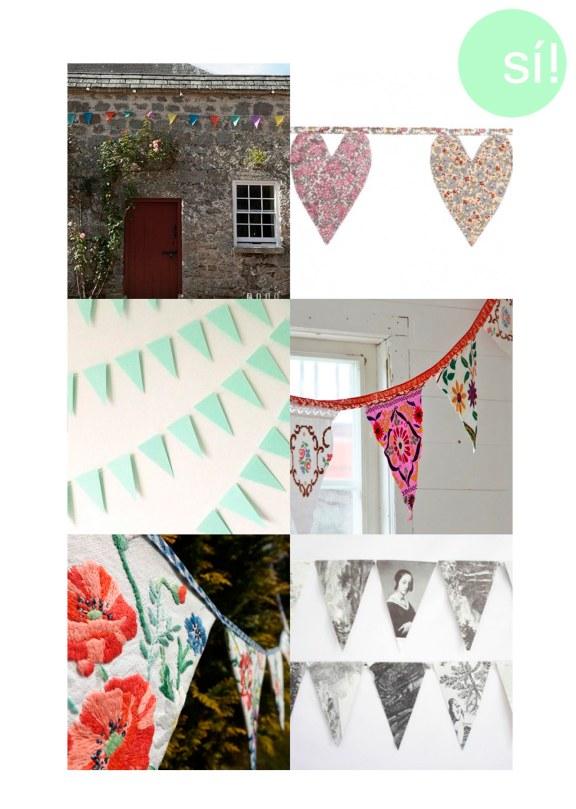 1. Vía Pinterest, 2. Oui Oui, 3. Vía Pinterest, 4. lushery.tumblr.com, 5. sewforsoul.blogspot.com, 6. asubtlerevelry.com