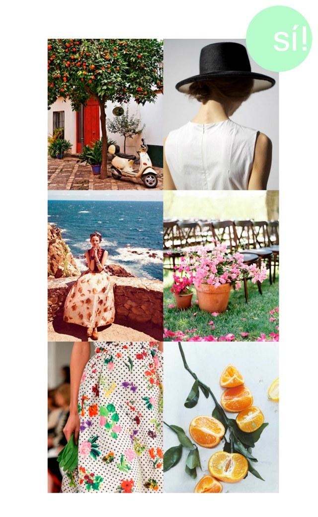 1. a1niceblog.blogspot.com 2. remodelista.com 3. dustjacketattic.blogspot.com.au 4. stylemepretty.com 5. Oscar de la Renta 6. Michael Graydon + Nikole Herriott