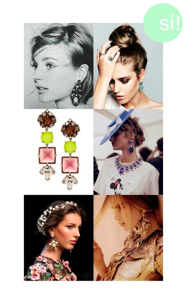 1. Pinterest 2. raggedrow.tumblr.com 3.  J. Crew 4. Meadham Kirchhoff 5.  Dolce & Gabbana 6. glamorouschiclife.tumblr.com
