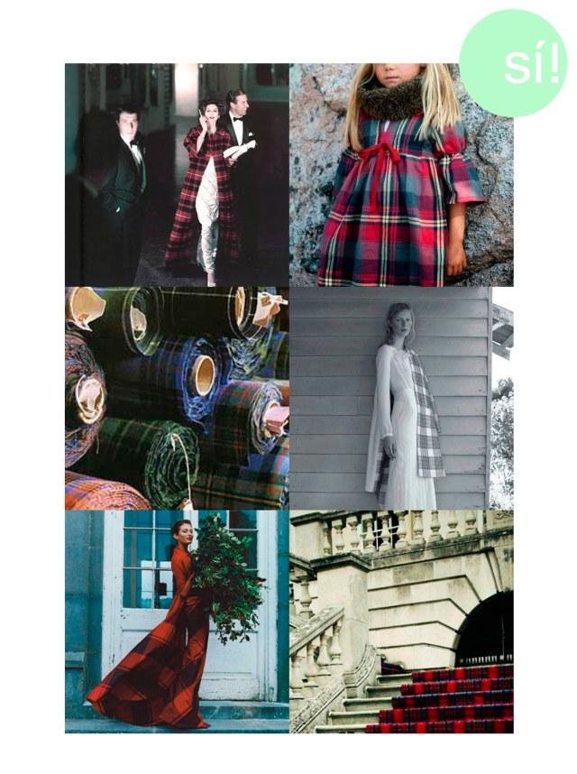 1. tartanscot.blogspot.com 2. isabelpiresdelima.blogspot.pt 3. Pinterest 4. visualoptimism.blogspot.com 5. Trumpet & Horn 6. Pinterest