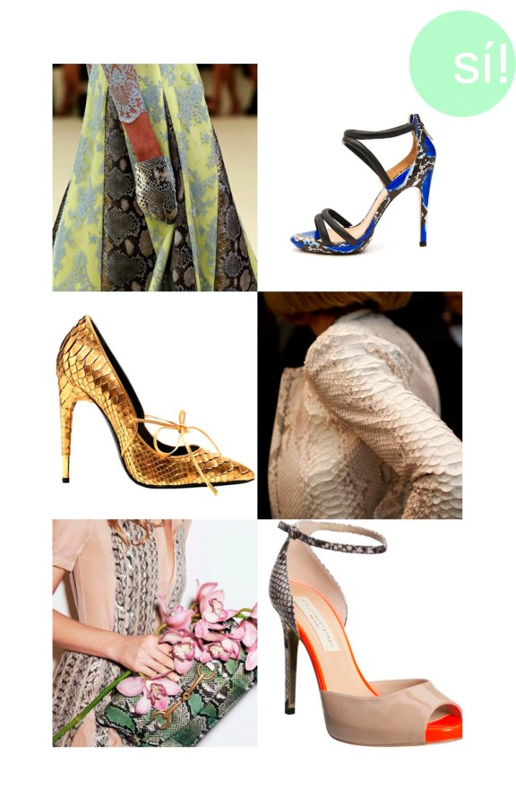 1. Pinterest, 2. Aquazzura, 3. Pinterest, 4. Anna Wintour, 5. wearesodroee.wordpress.com, 6. Stella McCartney