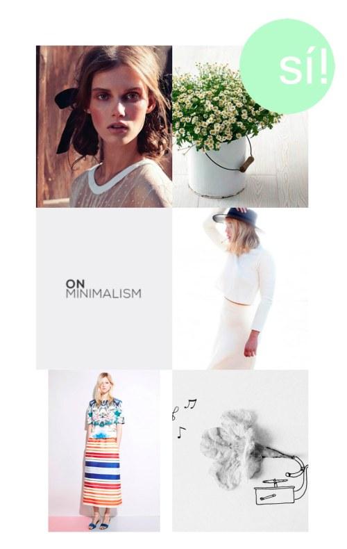 1. visualoptimism.blogspot.com.es, 2 y 3. pinterest, 4. lacooletchic.tumblr.com, 5. thebudgetfashionista.com, 6. thisiscolossal.com