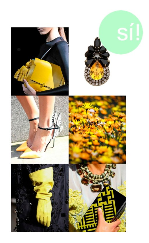 1. Anya Hindmarch, 2. My Collect, 3. Pinterest, 4. pixdaus.com, 5. Rochas, 6. PInterest