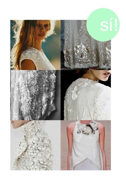 1. Harper's Bazaar Austraila, 2. Kate Moss, 3. Alberta Ferretti, 4. Pinterest, 5. Chanel, 6. Sass & Bide