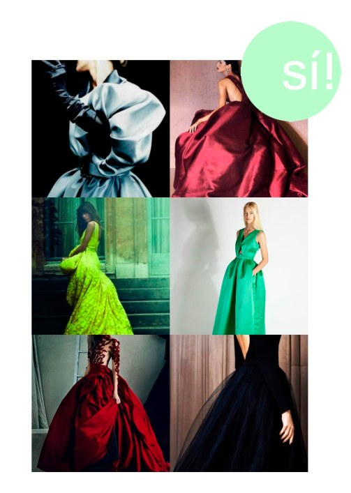 1. by Paolo Roversi, 2. David Seidner for vogue italia, 3. Pinterest, 4. Rochas, 5. David Seidner for Vogue Italia, 6. classy-inthecity.com